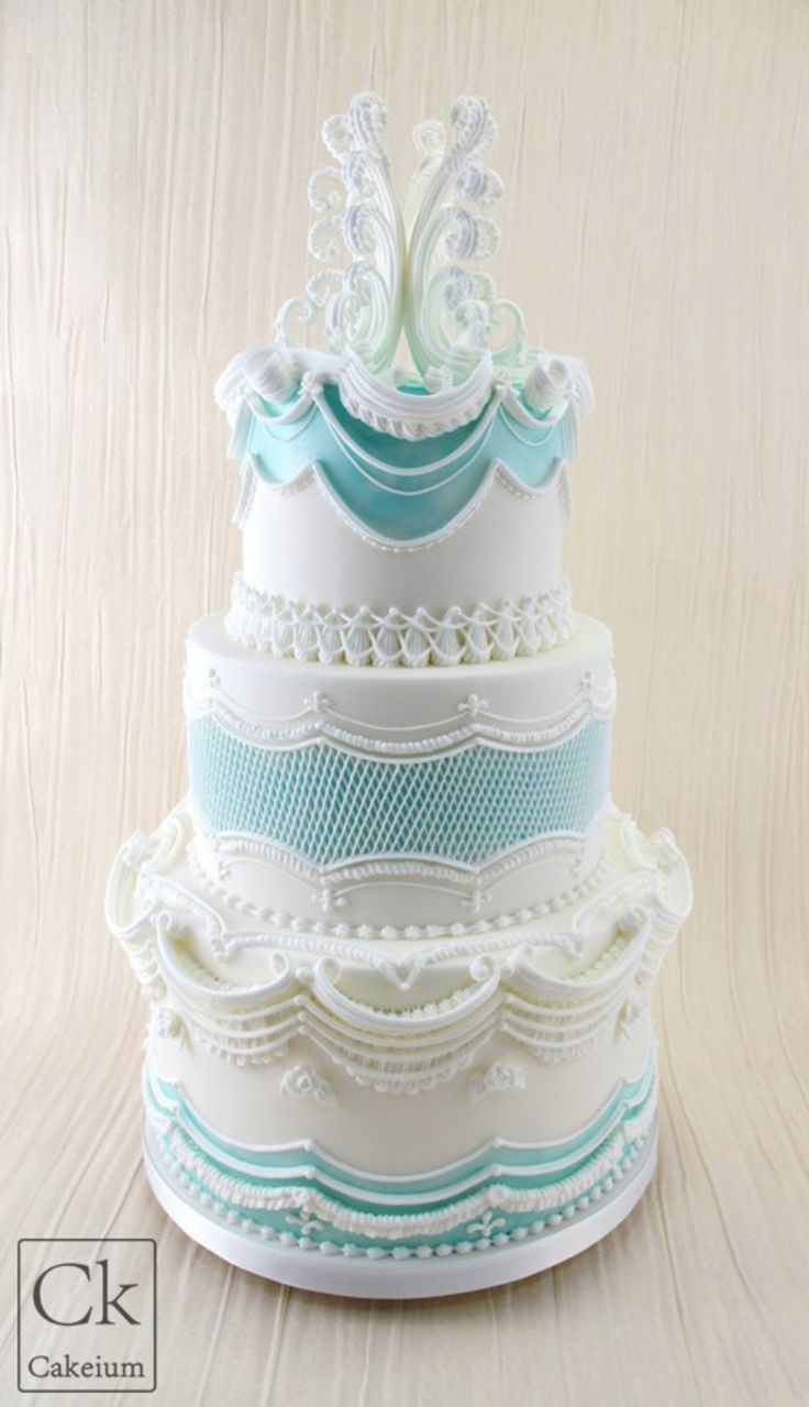 634 best Wedding Cakes 2 images on Pinterest | Cake wedding, Amazing ...