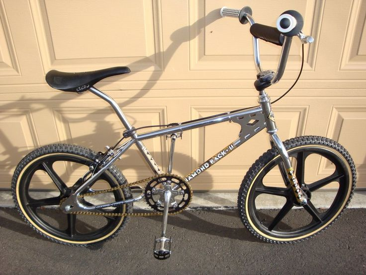 BMX Diamond back