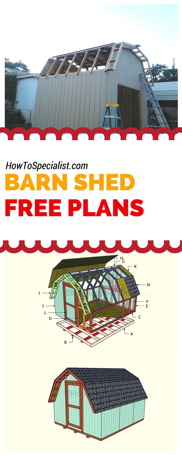 Find this pin and more on outdoor shed plans free
