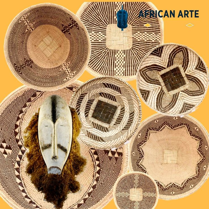 The Fang Mask - Symbolic representation of their ancestors. These comparatively rare heads hold a special place in the corpus of Fang statuary of Gabon.  #fang #Gabon #africanarte #africanart #utilitarian #artdeco #decoration #tribal #art #collection #decor #artifacts #culture #collectors #museum #gallery #luxury #antiques #artworks #ethnographic #authentic #artafricain #primitive #africanartcollector #decorativeart #interiordesign #discoverafricanart #exoticart #homedecor