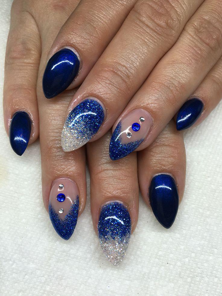Ombré gel nails  By Melissa Fox