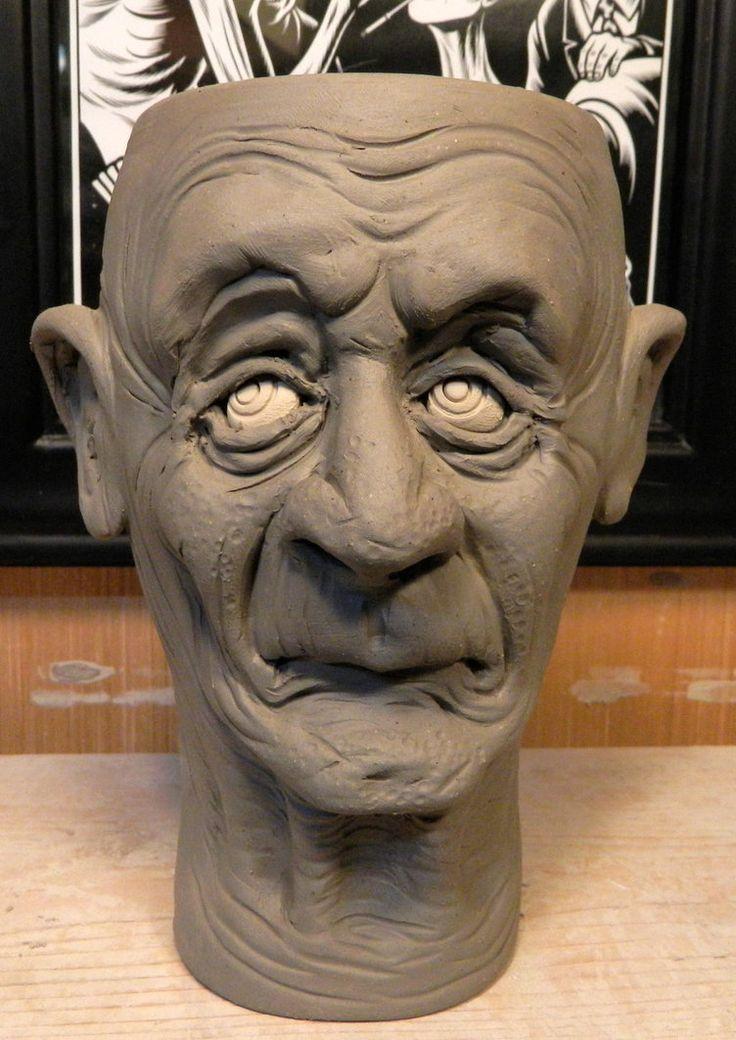 Quizzical Old Man Mug-WIP by thebigduluth on DeviantArt