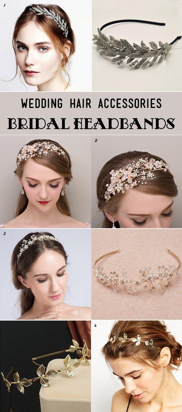 best 25+ hair accessories for brides ideas on pinterest | bridal