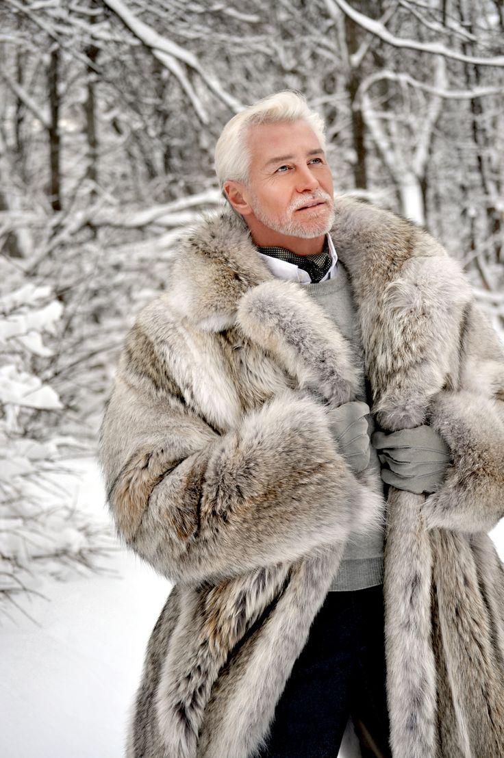 45 best Man Fur images on Pinterest | Fur, Furs and Fur coats