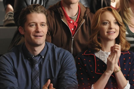 Glee: Will and Emma