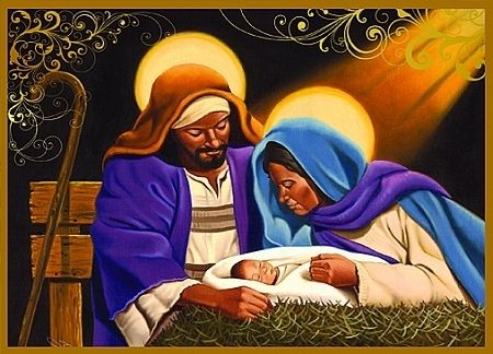 531 best jesus is king images on pinterest biblical - African american christmas images ...