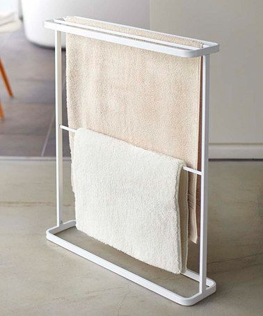 17 Best Ideas About Free Standing Towel Rail On Pinterest