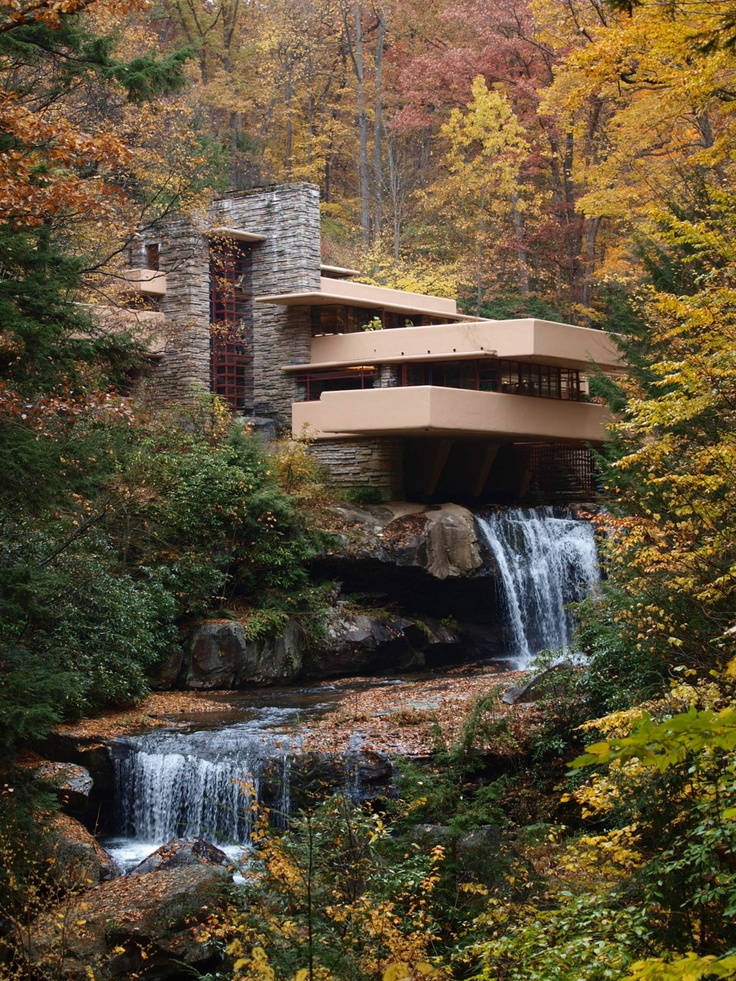 129 best Frank Lloyd Wright images on Pinterest   Falling waters, Frank  lloyd wright and Architecture