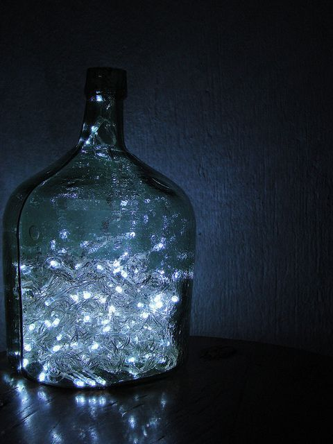 Magic bottle.......