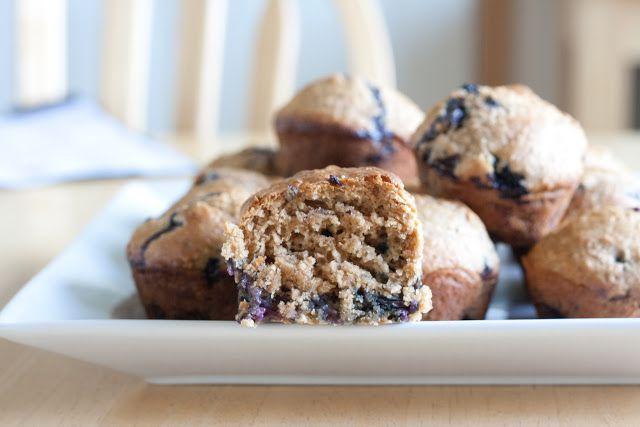 Muffins de arándanos | Tasty details