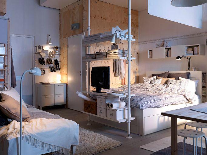 Die besten 25+ Studentenwohnungen Ideen auf Pinterest - einzimmerwohnung