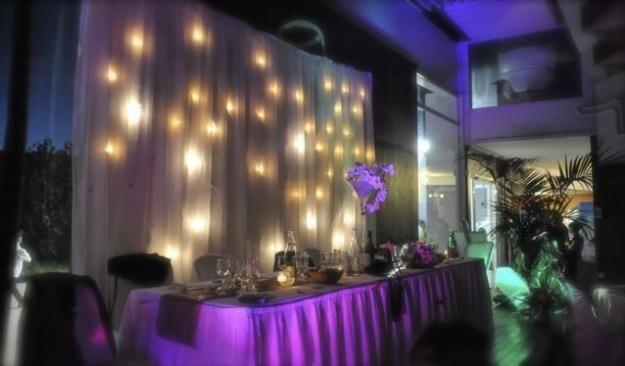 14 best images about table d 39 honneur mariage on pinterest. Black Bedroom Furniture Sets. Home Design Ideas