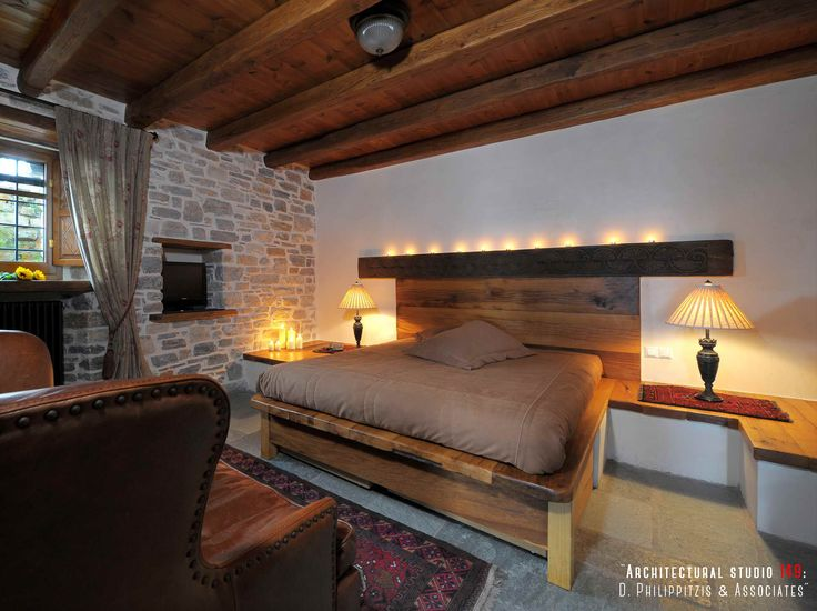 Bedrooms _ hotel | traditional mansion | Pelion architects | renovation _ visit us at: www.philippitzis.gr