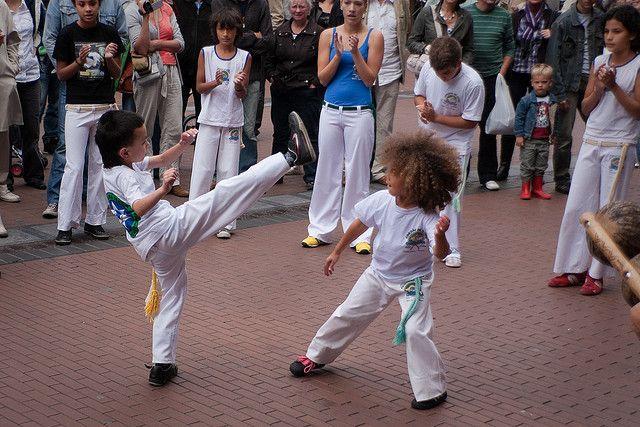 capoeira kids | Young Capoeira Kids