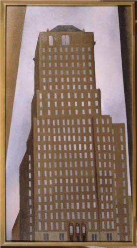 Shelton Hotel - Georgia O'KeeffeGcse Art, American Art, New York, Artgeorgia Okeeffe, アート Art, Okeeffe 18871986, Shelton Hotels, Art Georgia O' Keeffe, Georgia Okeefe