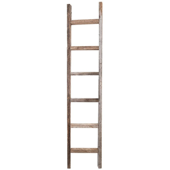 You'll love the Decorative Ladder Free Standing Towel Rack at Wayfair - Great Deals on all Home Improvement  products with Free Shipping on most stuff, even the big stuff.