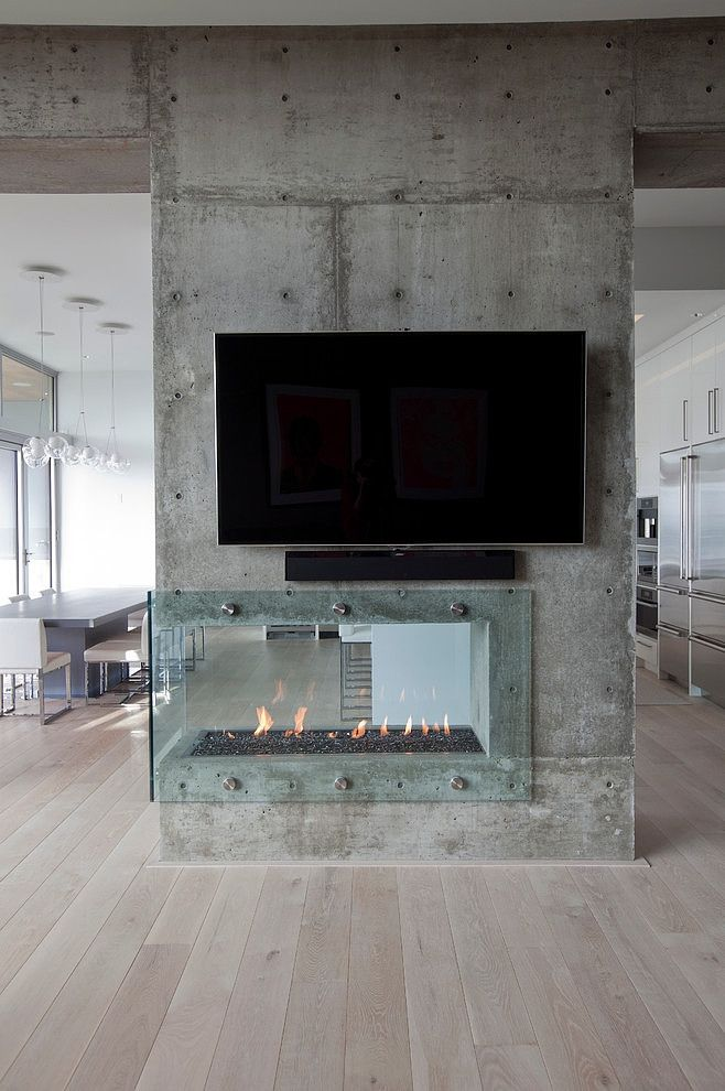 17 Best Ideas About Concrete Fireplace On Pinterest Fireplace Frame Modern Fireplaces And