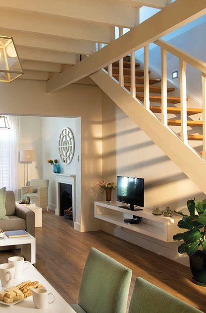 Two Bedroom Lounge#MoreQuarters #LuxuryAccommodationCapeTown