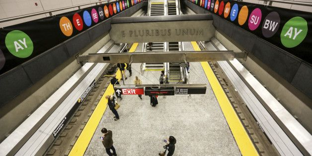 The Second Avenue Subway: Another Small Piece Of The Sustainable City