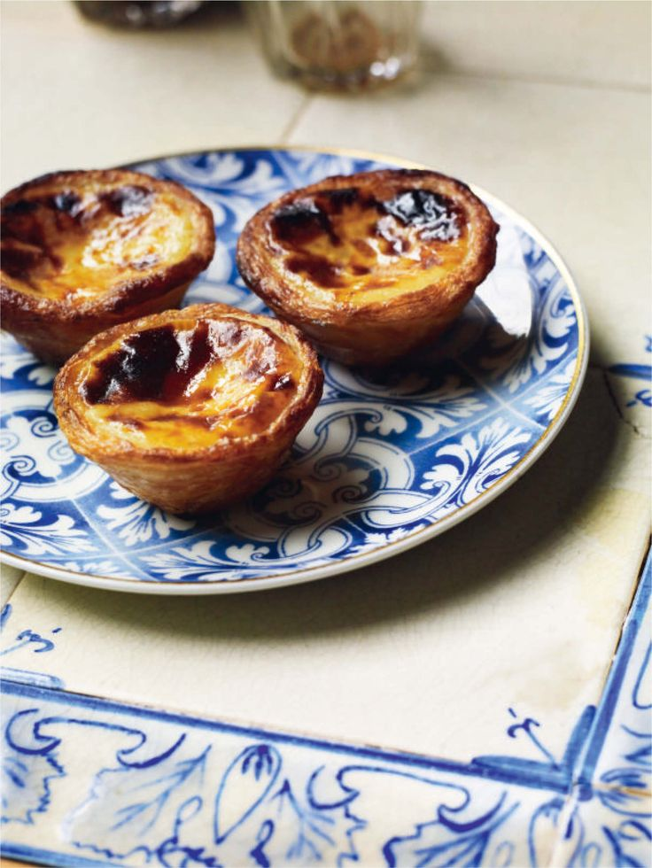 Custard tarts recipe from Lisboeta by Nuno Mendes | Cooked