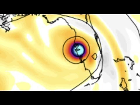 Update: Major energy brewing for NEW Hurricanes / Puerto Rico Flash Floo...