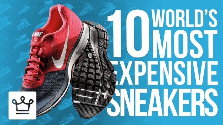 cool - Top 10 Most Expensive Sneakers In The World