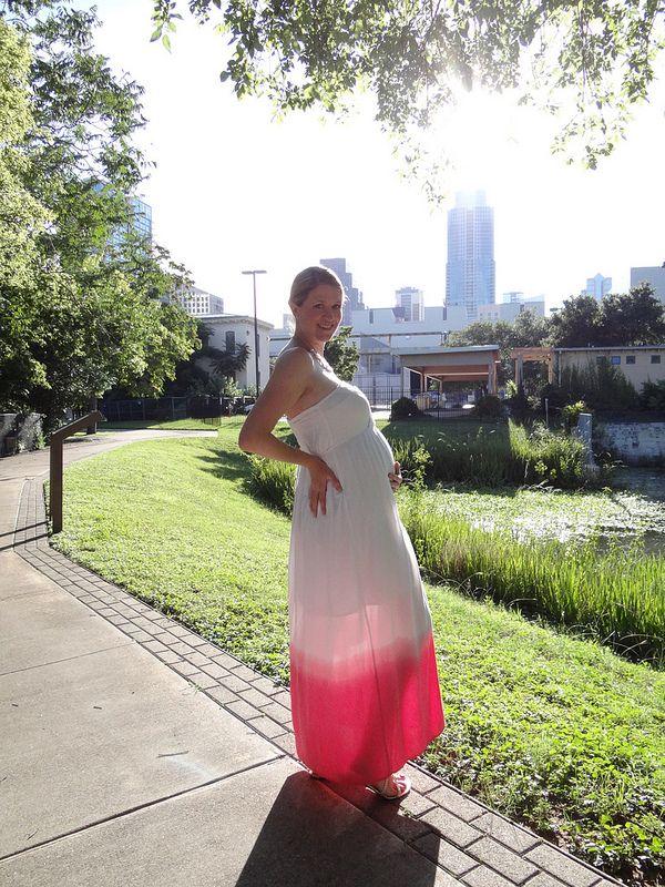 Week 24: My ASOS Maternity in Austin
