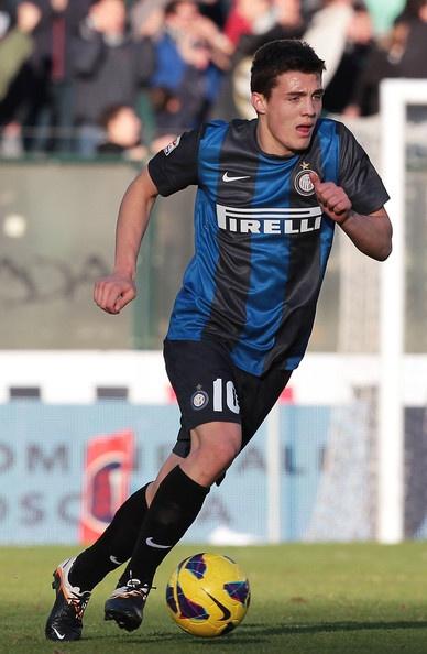 Mateo Kovacic - AC Siena v FC Internazionale Milano - Serie A