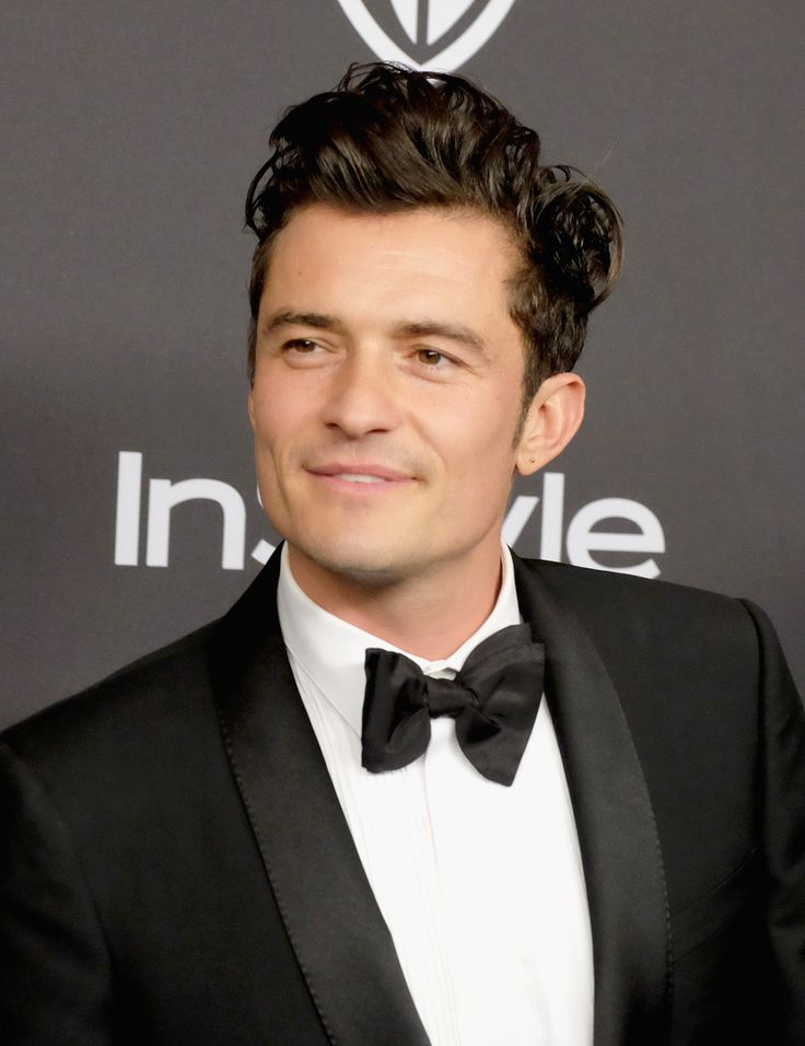 Orlando Bloom attends InStyle and Warner Bros. 73rd Annual Golden Globe Awards Post-Party at The Beverly Hilton Hotel on January 10, 2016 in Beverly Hills, California.