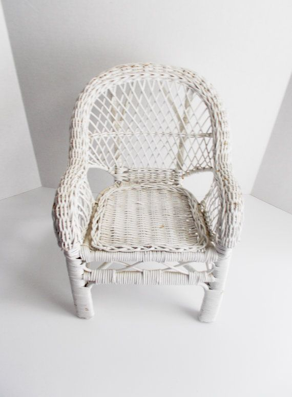 8 Best Wicker Doll Chairs Images On Pinterest Rattan