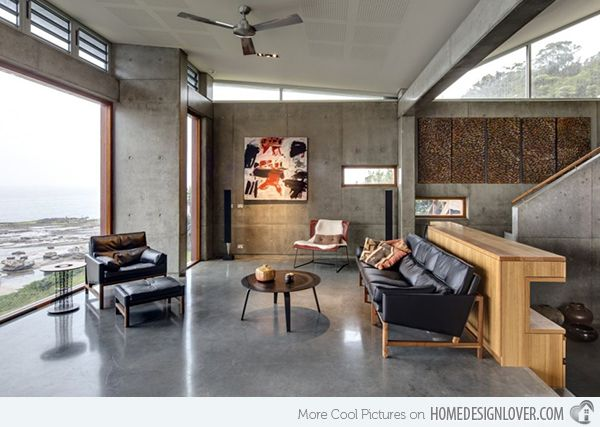 Combining Beauty and Craft: South Coast Home in Coalcliff, Australia