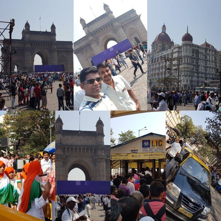 #India #gate #mumbai  #travelwithleo