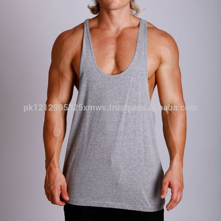Manufacturer Wholesale Man Bodybuilding Clothing Bodybuilding Singlet Custom Tank Tops Gym Singlet