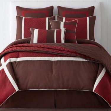 Tranquility 8 Pc Comforter Set W Bonus Coverlet