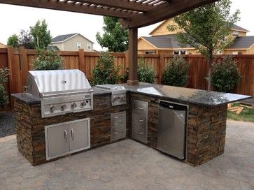 246 best outdoor kitchen images on pinterest