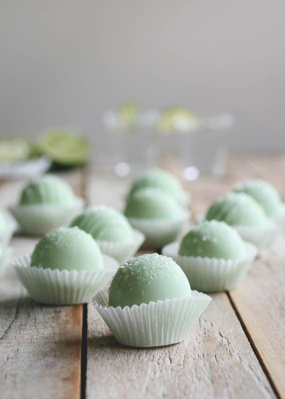 Margarita Cake Balls Recipe