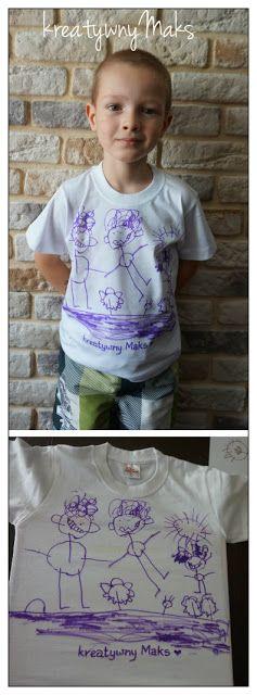 kreatywnyMaks: Koszulka Maksa