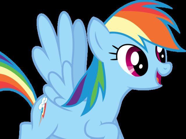 I got: Rainbow Dash! What MLP Mane 6 Pony Are You?