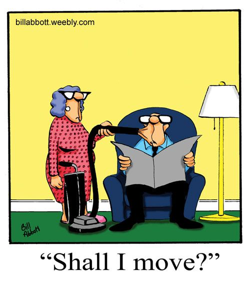 Effective Communication | over the hill humor | Cartoon ...