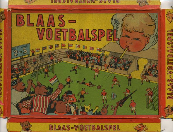 Blaasvoetbal - Football a souffle