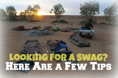 Practical tips for those looking for the best swag options. Read more here and find out the different aspects to look for in choosing the right kind to suit your needs: http://www.outdooroz.com.au/looking-for-a-swag-here-are-a-few-tips/