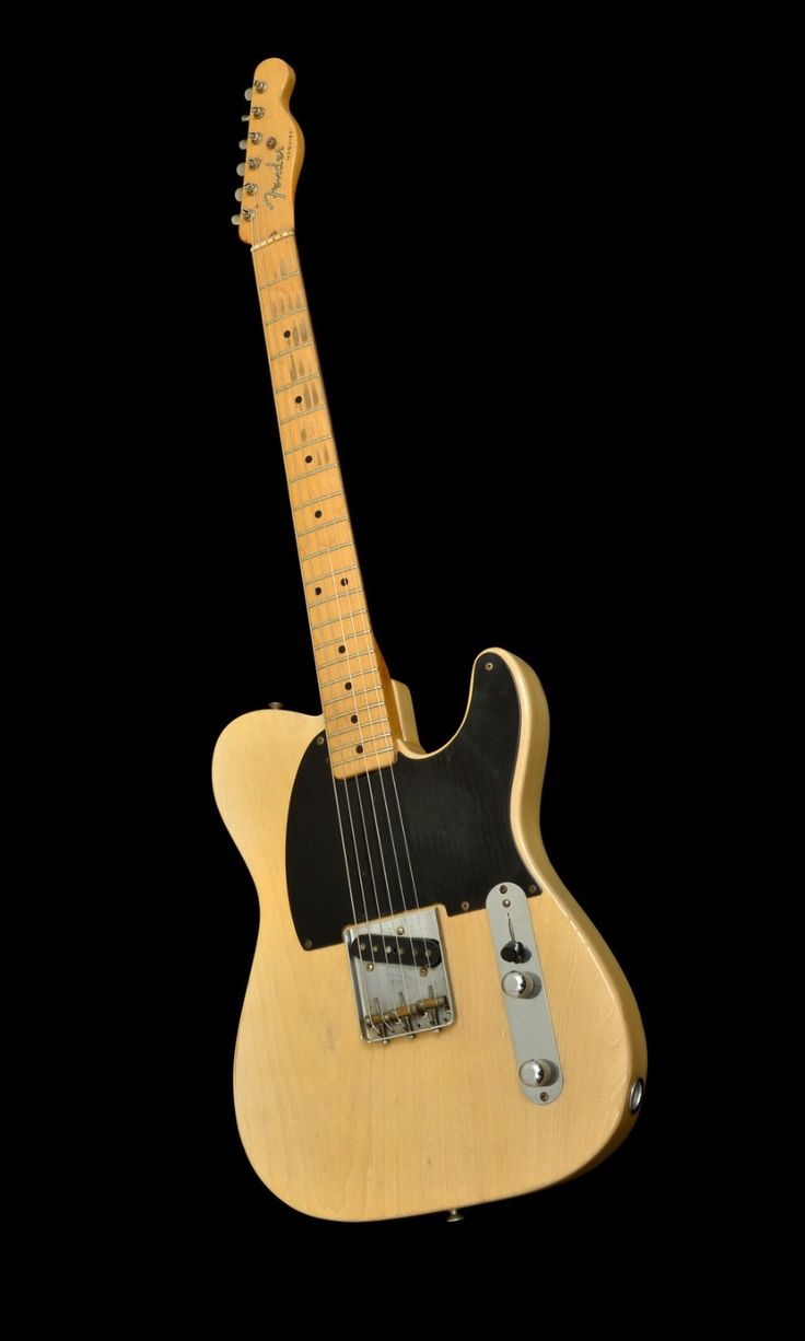 1953 Fender Esquire - body refinished