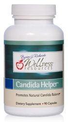 Candida Helper - Provides digestive support nutrients that promote the stability of healthy GI tract flora.