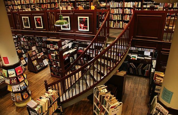 Housing Works Bookstore Cafe - The 50 Coolest Places in New York City Right Now | Complex