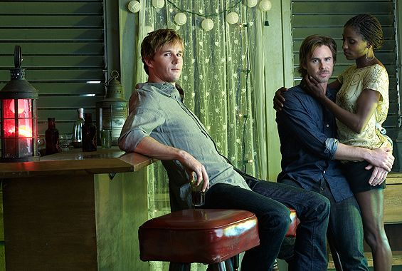 True Blood Season 2 Cast | True Blood TV Guide shoot (June 2009(?)