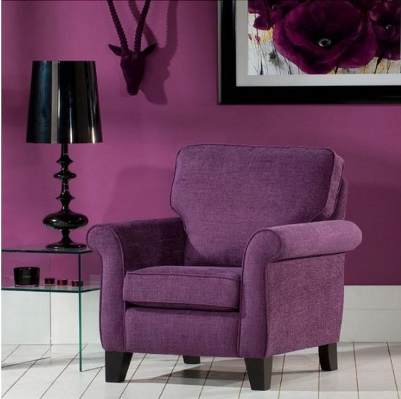 9 Marvelous Purple Interiors Which Are Trendy This Season | Home Design Ideas