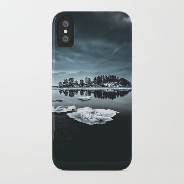 Only pieces left iPhone Case by HappyMelvin. #naturephotography #winter #ice #fineart #photography #iphone #phonecases