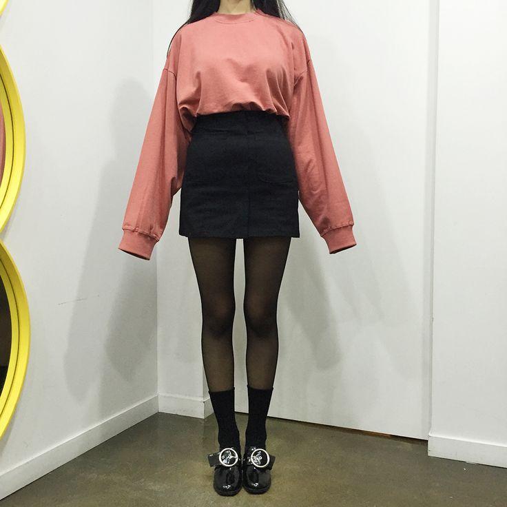 8005 O링 로퍼 韓国発ストリート系ファッションセレクトショップ♪ 韓国の人気芸能人も愛用!