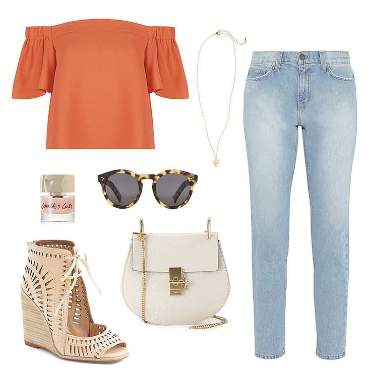 #OOTD | Weekend Brunch Outfit Inspiration from ShopStyle