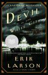 Dit boek is een aanrader. Over de Wereldtentoonstelling in Chicago en de seriemoordenaar die toen actief was.